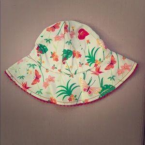 Gymboree Girl's Reversible hat